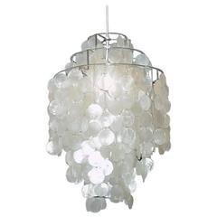 Shell chandeliers and pendants 39 for sale at 1stdibs verner panton fun 1 dm kappa shell chandelier aloadofball Gallery