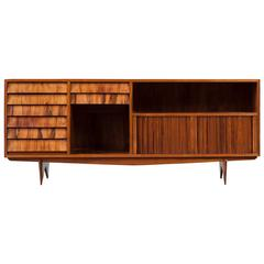 Credenza in Caviona Wood by Martin Eisler for Forma, Brazil, circa 1958