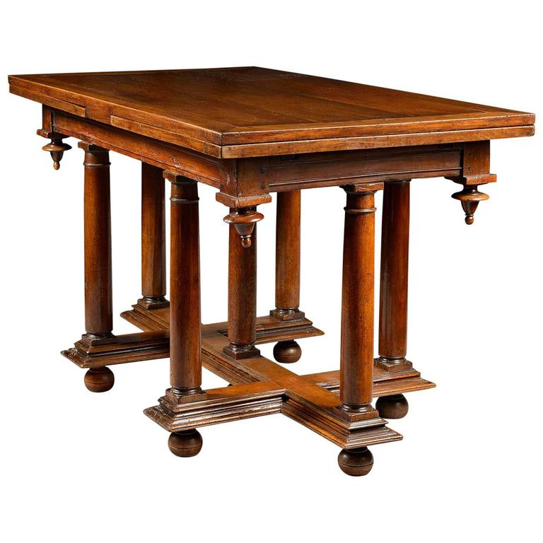French Second Renaissance Table with a Cross of Lorraine  : 5691533l from www.1stdibs.com size 768 x 768 jpeg 56kB