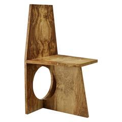 Triton Chair, Brooksbank & Collins, 2015
