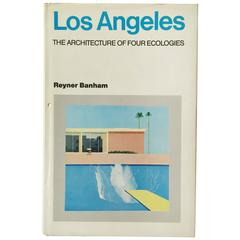 """""""Reyner Banham – Los Angeles, The Architecture of Four Ecologies"""" Book"""