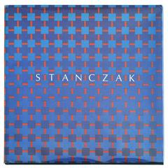 1990 Monograph on Op-Artist Julian Stanczak