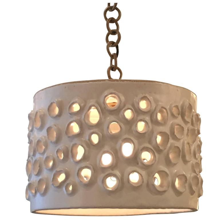 Warner Walcott Beehive Pendant for Downtown