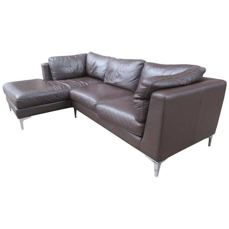 this design within reach in house sectional sofa is no longer