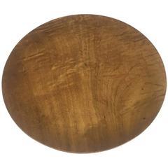 Bob Stocksdale Turned Wood Art Platter
