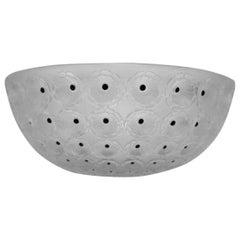 Lalique Art Glass Bowl, Art Deco