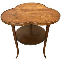 Louis Majorelle Art Nouveau Side Table