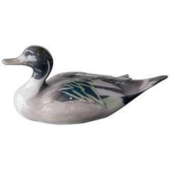 Royal Copenhagen Duck, Figurine Number 1933, Designer Peter Herold
