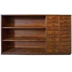 Industrial School Cabinet, 1950s