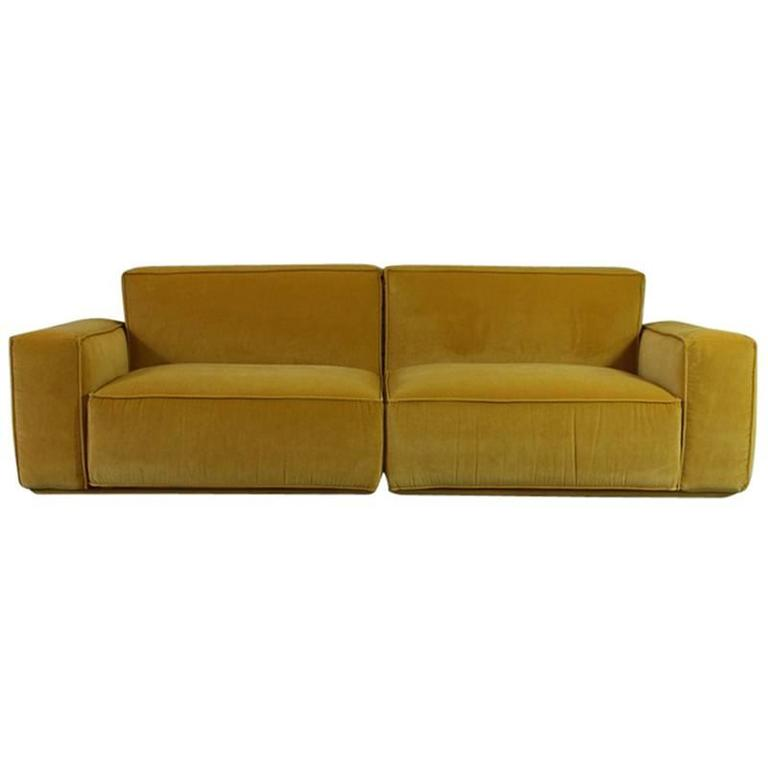 Yellow Sofa Bed Articles With Yellow Leather Sofa Bed Tag Pictures Thesofa