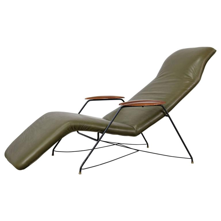 Carlo Hauner & Martin Eisler, Lounge Chair, Forma, 1960s For Sale