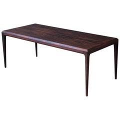 Rosewood Coffee Table by Johannes Andersen, 1960s