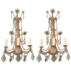 Pair of Sconces from Genoa