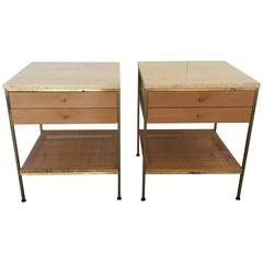 Pair of Paul McCobb Nightstands or End Tables