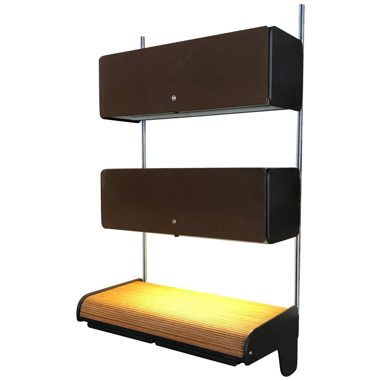 George nelson for herman miller action office wall unit for sale at 1stdibs - Herman miller office desk ...