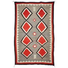 Vintage Navajo Textile, circa 1920s