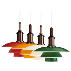 Poul Henningsen PH 3½-3 Pendants for Louis Poulsen