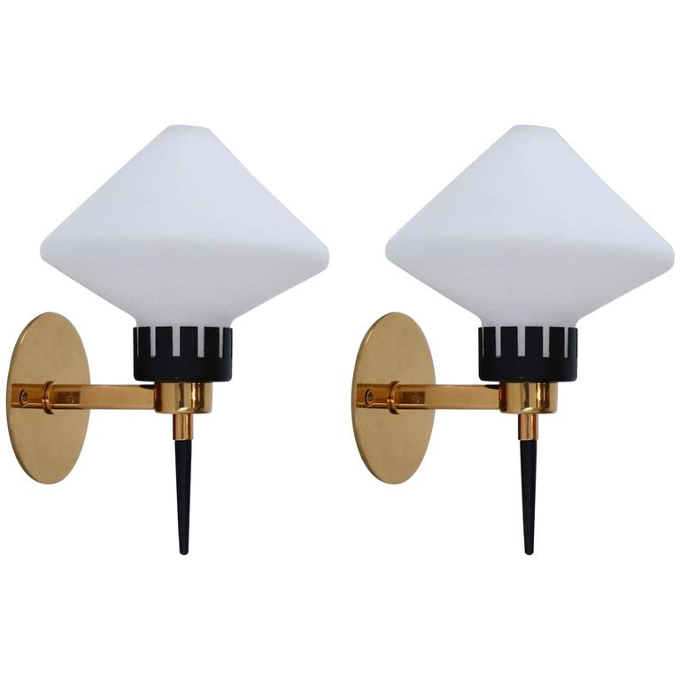 Classic Modern Sconces at 1stdibs