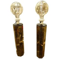 Pair of Swedish Vintage Hans-Agne Jakobsson Table Lamps