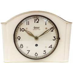 German Ceramic Wall Clock by Garant