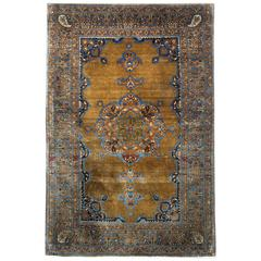 Antique Persian Rugs, Oriental carpets from Kashan