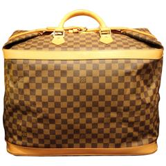 Special Edition Louis Vuitton Travel Bag, Damier Canvas