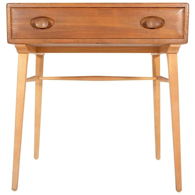 Ercol Entry Table in Oak at 1stdibs