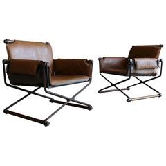 Pair of Lounge Chairs by Cleo Baldon
