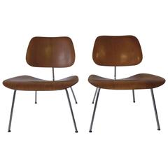Eames LCM Lounge Chairs for Herman Miller