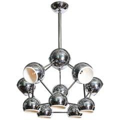 """""""Molecule"""" Hanging Light Fixture"""