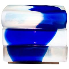 Carlo Nason Murano Glass Table Lamp