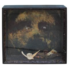 Bob Camblin Mixed-Media Abstract