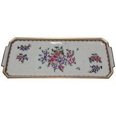 French Porcelain Platter or Serving Tray