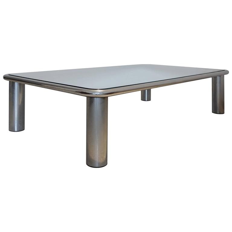 """Sesann"" Coffee Table by Gianfranco Frattini for Cassina"