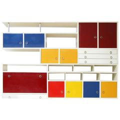 Modernist Cabinet by K.L. Sijmons, Holland