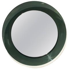 Round Mirror by Cristal Art