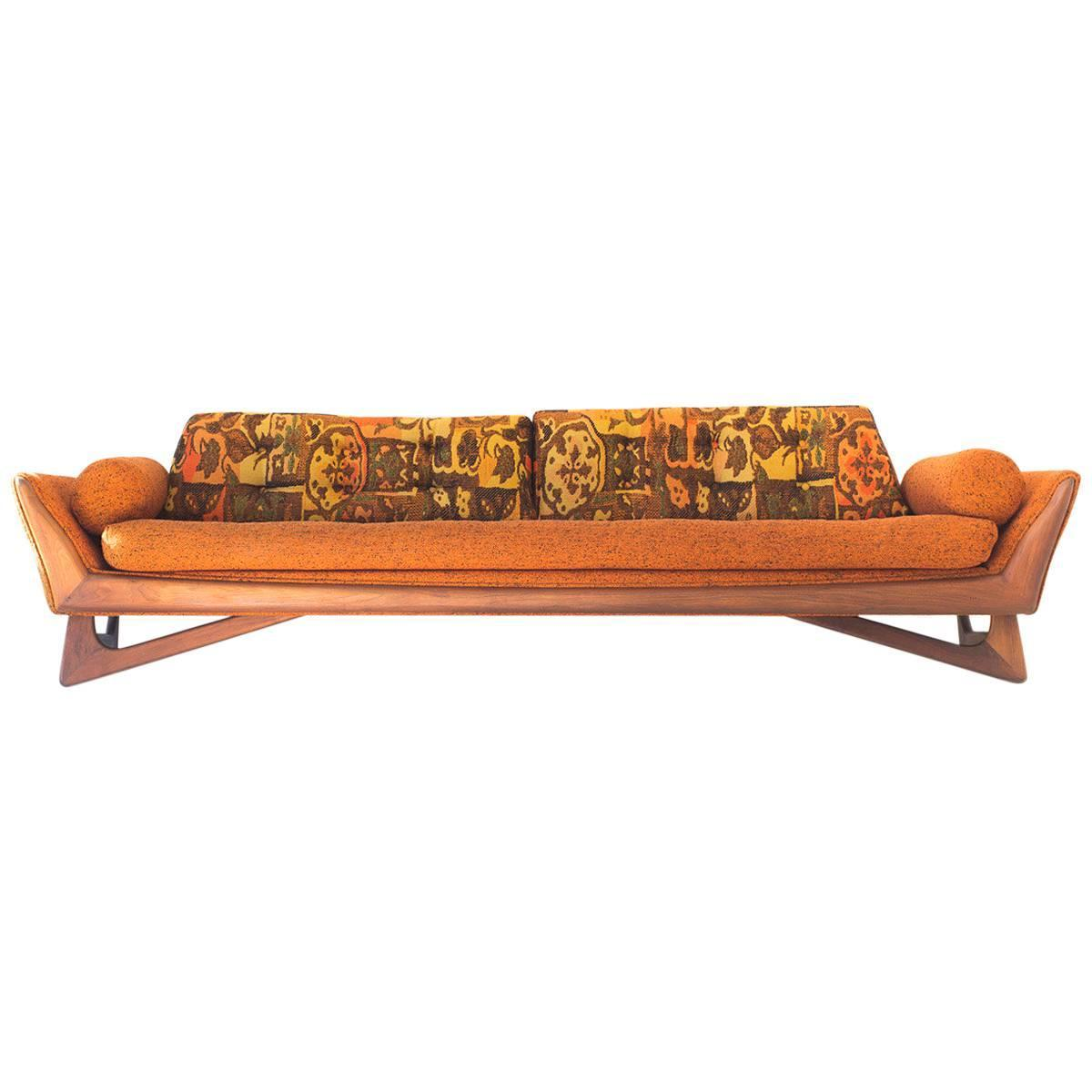 Adrian Pearsall Sofa for Craft Associates Inc at 1stdibs
