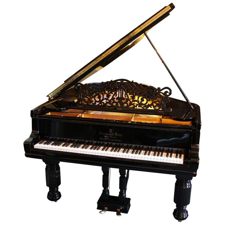 Steinway Model a Restored Grand Piano 1