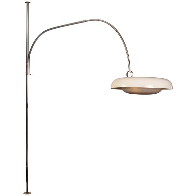 Pirro Cuniberti Quot Pr Quot Floor Lamp For Sirrah Italy Circa