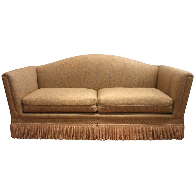 Custom Made Fortuny Sofa At 1stdibs