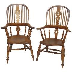 Cheshire Windsor Armchairs