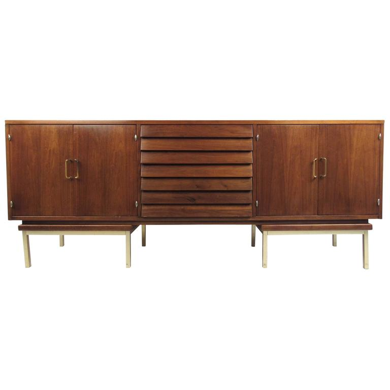 Mid-Century Sideboard by Merton Gershun for American of Martinsville