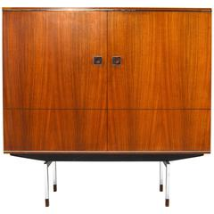 Alfred Hendrickx Belform Dry Bar Cabinet, Belgium, 1950s