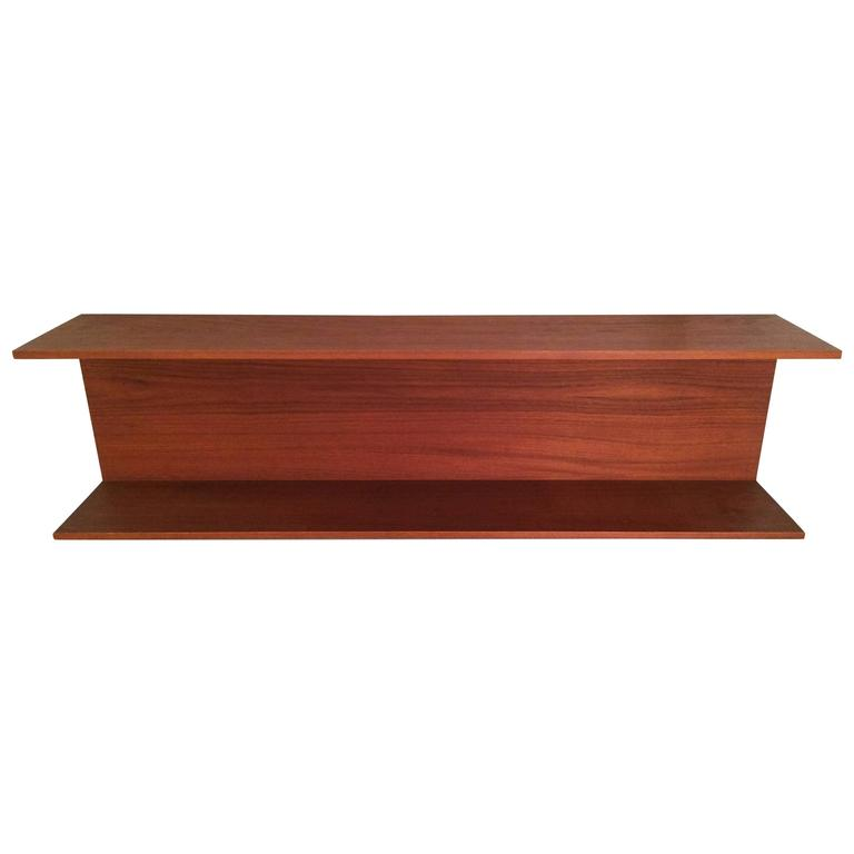 Walter Wirz Teak Shelf