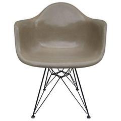 Herman Miller Eames DAR in Greige 'Zenith Shell'