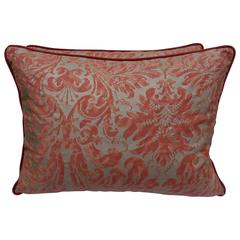 Pair of Lucrezia Fortuny Textile Pillows