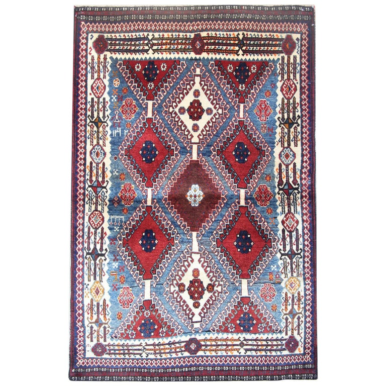 New Persian Rugs, Carpet from Yalameh For Sale
