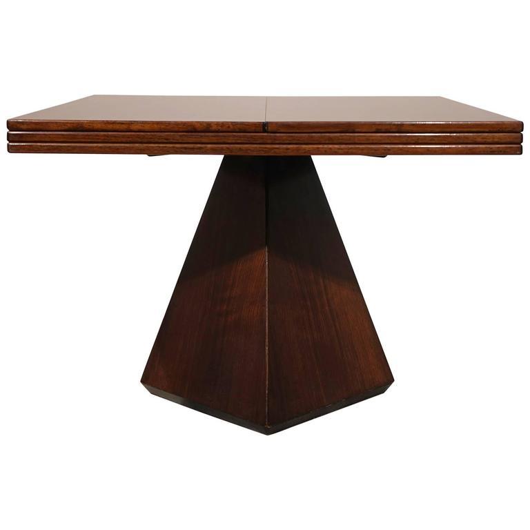 Fold Out Table Chelsea By Vittorio Introini Saporiti