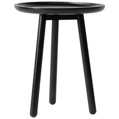 Ren Side and Accent Table in Ebony Stained Ashwood