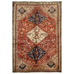Persian Rugs, Vintage Carpet from Qashqai